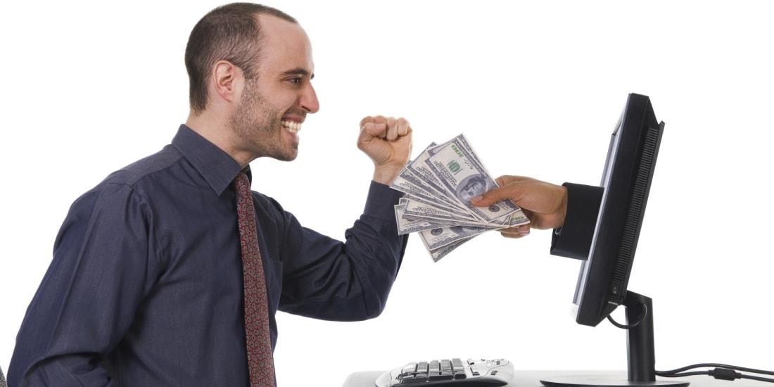 Деньги через Интернет