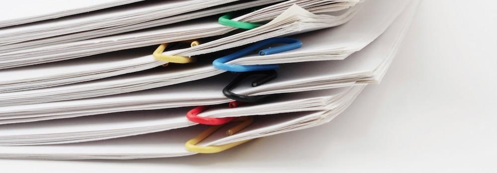 подготовка документов