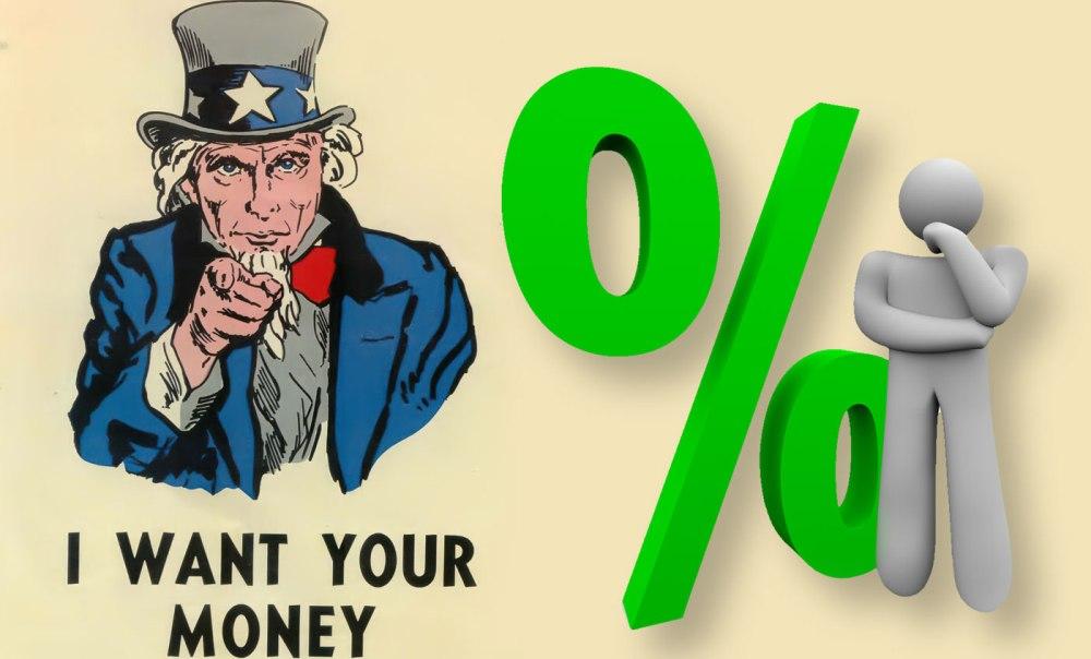 в долг под проценты