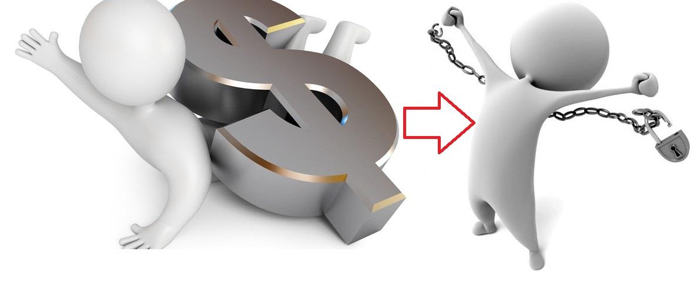 Как избавиться от долгов законно