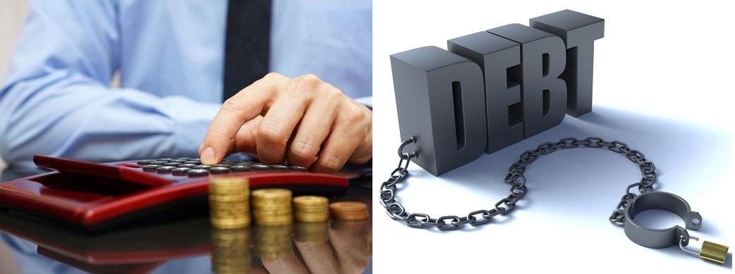 помощь в списании долгов