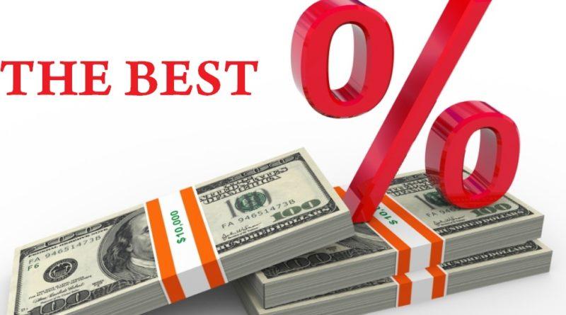 ставки рефинансирования кредитов в банках