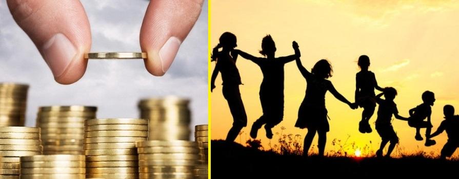 Социальные выплаты многодетным семьям