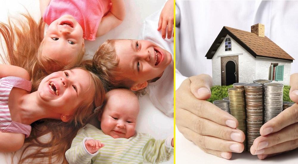 впрочем, ипотека для многодетной семьи в рязани заключалось