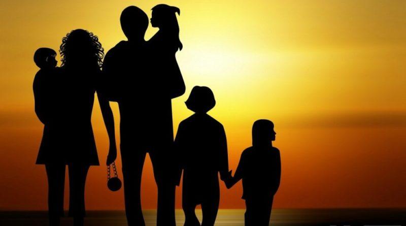 компенсации многодетным семьям 2018