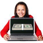 Как получить материальную помощь через Интернет