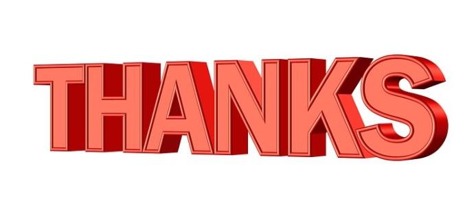 как отблагодарить за реальную помощь деньгами