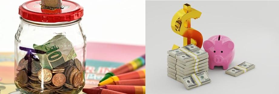 как собрать деньги правильно